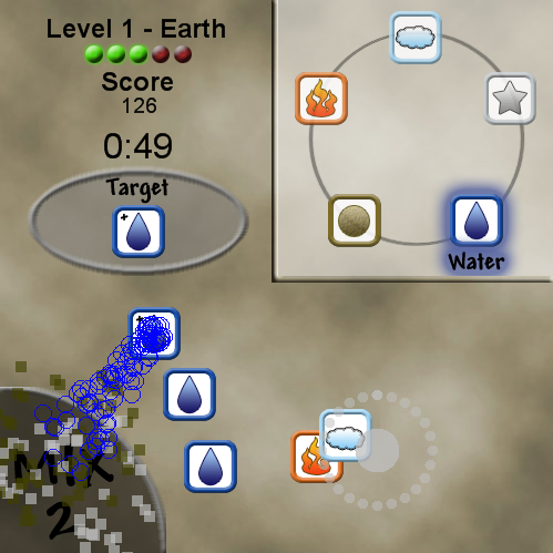 Elemental Reduction Screen Picture