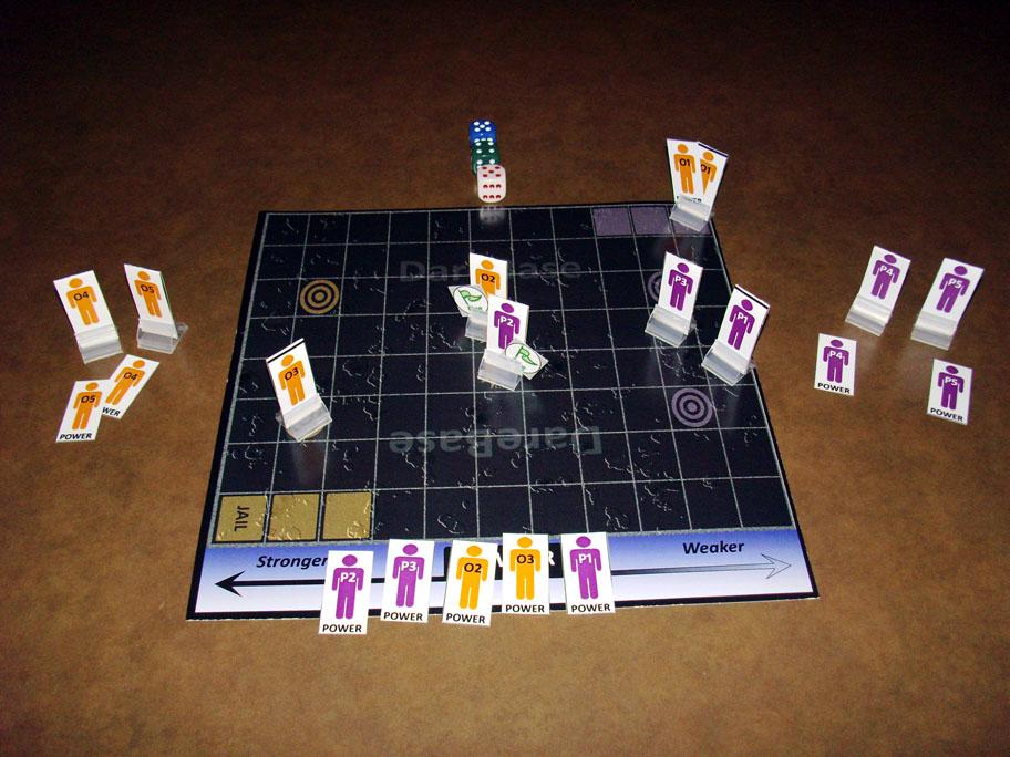 DareBase (Early in a Game)