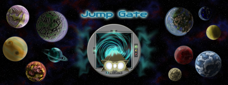 Jump Gate Cover Art