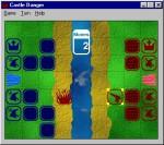 Castle Danger Original PC Game Screen