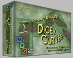 Dicey Curves, Deluxe Edition, 3D Box Render, March 2014