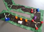 Dicey Curves, Deluxe Edition, Danger Expansion Obstacles on the Track