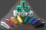 Dicey Curve's Cars and Dice