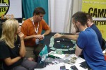 Dice Curves Demo Play at GenCon Indy 2011