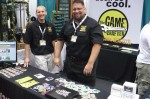JT and Jaime at the TGC Booth at GenCon Indy 2011
