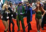 Batman Characters at GenCon Indy 2011