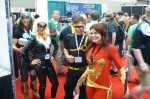 Super Hero Costumers at GenCon Indy 2011