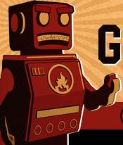 Giant Fire Breathing Robot Website