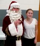 Anna & Santa