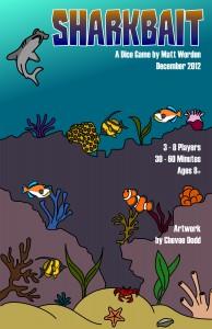 SharkBait Title Page