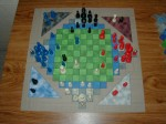 Keeps & Moats Chess Tabletop Prototype