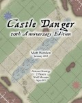 Castle Danger, 10th Anniversary Edition, Rules Booklet Cover