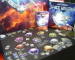 Space Mission Display at Essen 2011