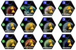 Jump Gate, 3rd Edition, Early Planet Card Examples
