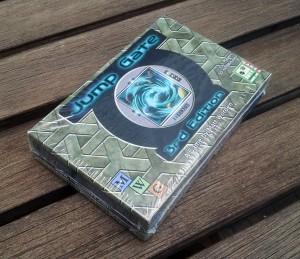 Jump Gate, 3rd Edition, Box in Shrinkwrap from TheGameCrafter.com