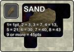 JG3, Sand Resource card, Final Scoring Pattern