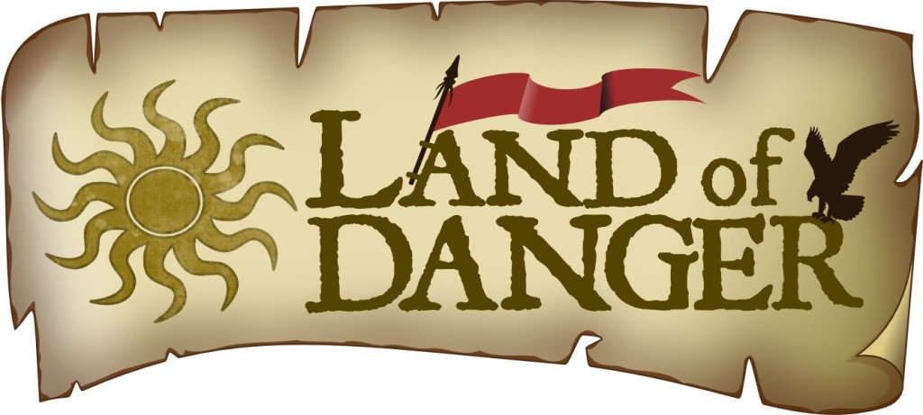 Land of Danger Logo