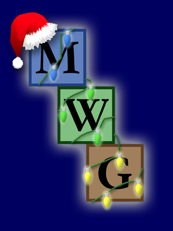 Merry Christmas 2013 from Matt Worden Games
