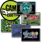 Matt Worden's Games at TheGameCrafter.com