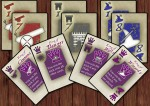 King of Danger, TGC Version, Card Examples - March 2014