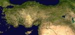 NASA Satellite Picture of the Anatolia Composite