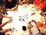 Testing Aether Magic at Protospiel Michigan, July 2014
