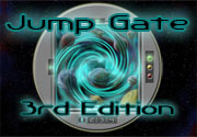 Jump Gate, 3rd Edition – $29.99 Space exploration & set collection for 2-5 players. GAMES Magazine's 2011 Game of the Year!