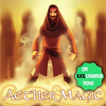 A 2-player Variant for Aether Magic