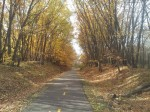 Dakota Rail Trail, October 2012