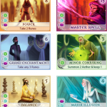 Aether Magic Card Art Examples