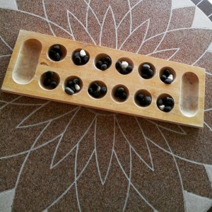 Beautiful Mancala Board
