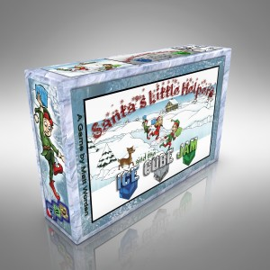 Santa's Little Helpers and the Ice Cube Jam - Box Image