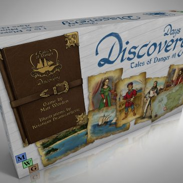 """Days of Discovery"" Development Still Progressing"