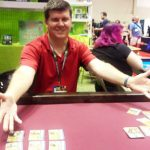 Matt Demoing at GenCon 2015