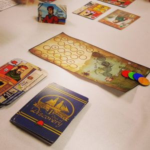 """Days of Discovery"" at Protospiel-Madison"
