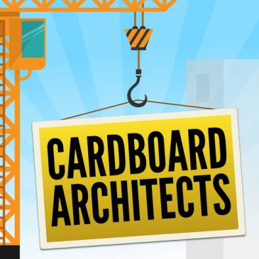 Interview on the Cardboard Architects Podcast