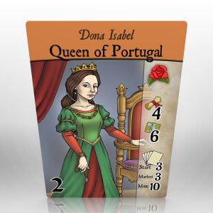 Dona Isabel, Queen of Portugal