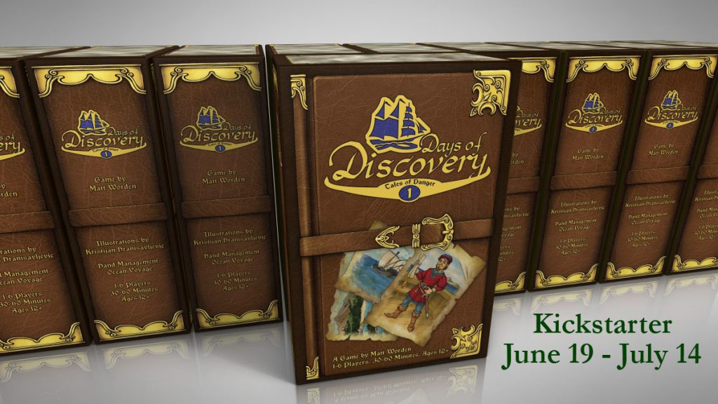 Days of Discovery Boxes - KS June 19
