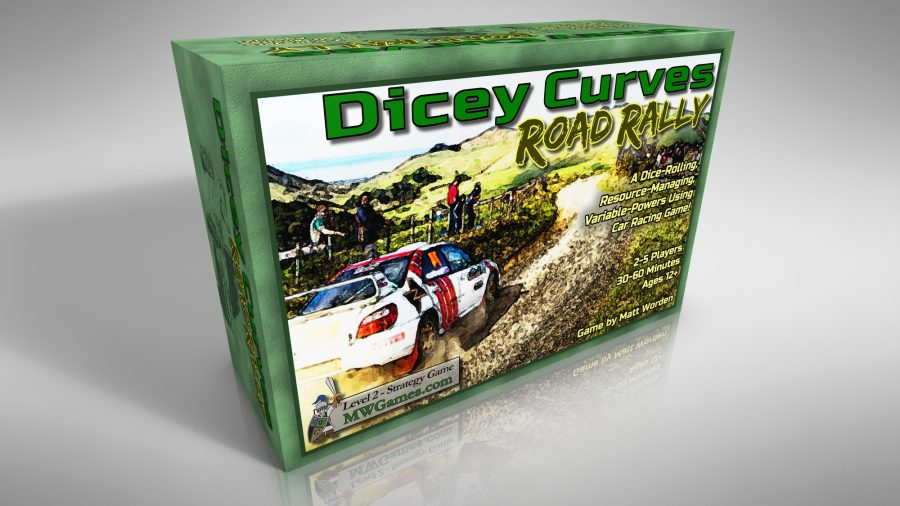 Dicey Curves: Road Rally — NOW AVAILABLE! — $29.99